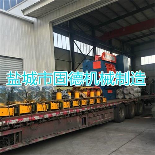 Q32系列履带式抛丸机发货广东广州