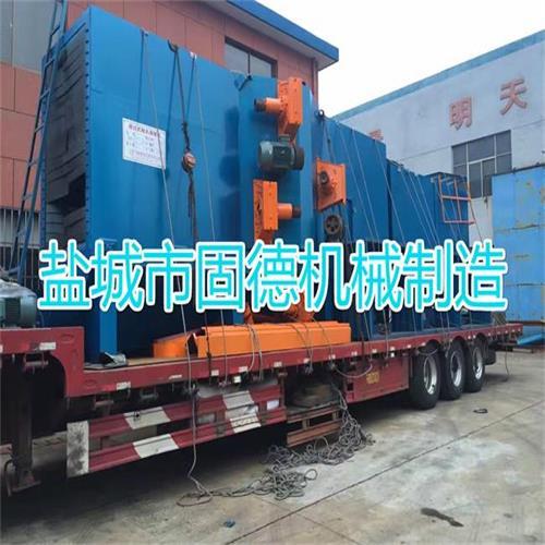 型钢抛丸除锈机发货福建漳州