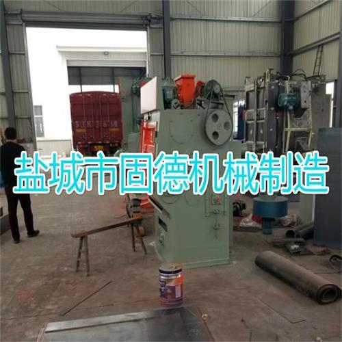 湖南邵阳Q326履带式抛丸机发货